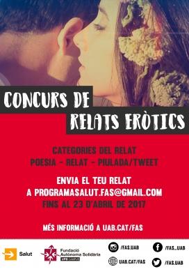 Cartell del concurs / Font: FAS