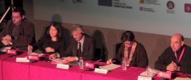 Una imatge de la conferència celebrada a Barcelona