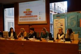 Taula rodona de la 6a Setmana de la Responsabilitat Social. Font: Ingeniería Social