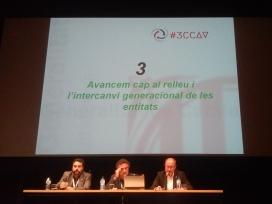 Presentació de les conclusions del 3CCAV. Font: Suport Associatiu