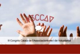 3er Congrés Català de l'Associacionisme i el Voluntariat (20 de maig, Barcelona).