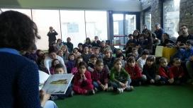 Contes infantils a la biblioteca de Pont de Suert