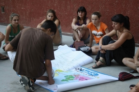 Cooperació. Font: Coordinadora ONGD i aMS Lleida (Flickr)