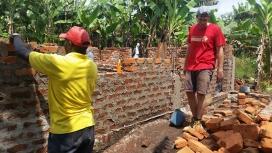 Projecte de reconstrucció de Cooperating Volunteers. Font: CV