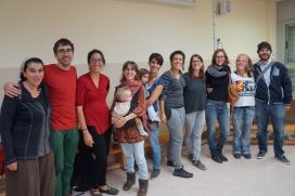 La Coordinadora de l'AFI d'El Martinet s'organitza de manera democràtica i horitzontal.