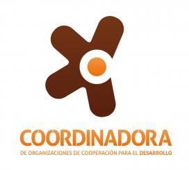 Logo de la Coordinadora d'ONGD d'Espanya.