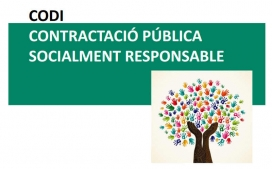 La Generalitat organitza una jornada sobre contractació pública socialment responsable el dia 17 de juliol del 2017. Font: Gencat