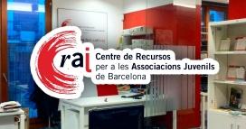 Aquest centre de recursos es troba a l'Espai Jove La Fontana