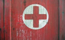 Símbol de la Creu Roja. Font: EKO, Flickr