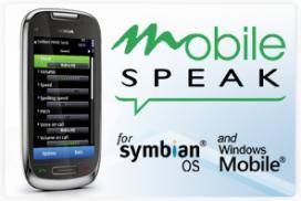 Logotip de Mobile Speak