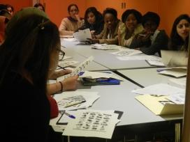 Curs de comunicació - Foto: Fundació Akwaba