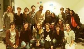 """Curs - experiment d'interseccionalitat """"Mirades Creuades"""" / Foto: Associació Candela"""