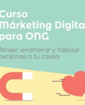 Curs de màrqueting digital per ONG