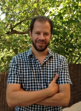 Dani Vilaró, responsable de Comunicació d'Amnistia Internacional Catalunya.