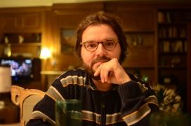 David Forniès, responsable de l'Àrea d'Informació del CIEMEN. Font: El CIEMEN