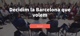 Plataforma de participació de Barcelona