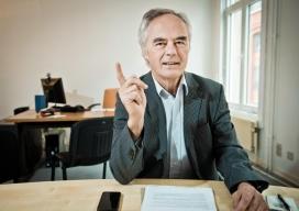 Fundador del think tank Pour la Solidarité
