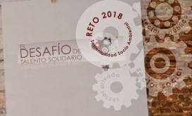"""""""El Desafío"""" de Talento Solidario 2018"""