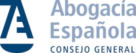 El logotip del Consell General de l'Advocacia Espanyola. Font: Consell General de l'Advocacia Espanyola