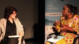 Conversa amb Caddy Adzuba en el marc del Projecte DevReporter