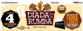 Diada de la Rumba (Barcelona, 4 de desembre).