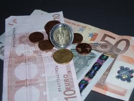 Monedes i bitllets, la base del sistema financer tradicional (Font: flickr)