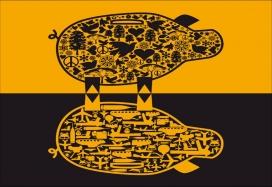 Identitat visual del blog 'Diners a contrallum'.