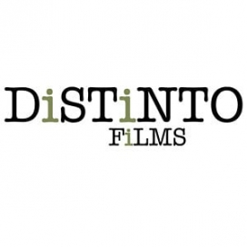 Logo de Distinto Films, productora que ha organitzat la campanya amb la Creu Roja. Font: Distinto Films