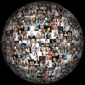 Persones d'arreu del món