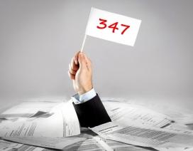 El model 347 d'aquest any encara es pot presentar al febrer