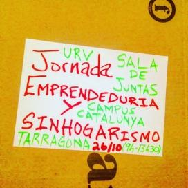 "Jornada ""Emprenedoria i sensellarisme"""