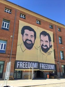 La XES va modificar l'horari de la Fira per facilitar la participació a la manifestació en solidaritat amb els Jordis d'Òmnium Cultural i l'Assemblea Nacional Catalana