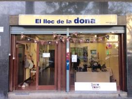 Local del projecte Dona Kolors. Font: Dona Kolors
