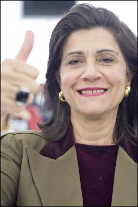 Rodi Kratsa-Tsagaropoulou. Font: Parlament Europeu