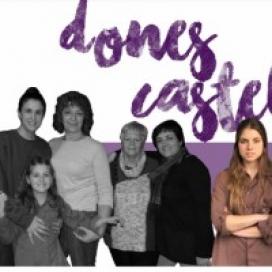 """Exposició fotogràfica """"Dones i castells"""" (Guissona, del 3 al 16 de març)"""