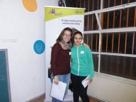 Una de les parelles del projecte Rossinyol de Badia del Vallès, Barcelona. (Font:rossinyolbarcelona.blogspot.com.es)