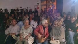 Públic assitent als acte / Foto: Eva Sabater