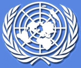 Logo de Nacions Unides