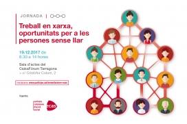 Jornada 'Treball en xarxa, oportunitats per a les persones sense llar' a Tarragona