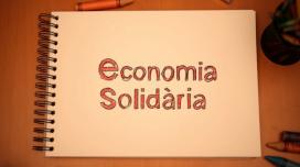 Economia solidària. Fotograma del vídeo de la FESC