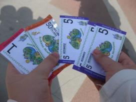 EcoSeny, moneda local del Montseny