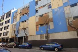 Un bloc de pisos gestionat per Hàbitat3 a Barcelona