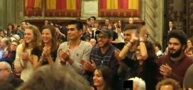 Voluntariat català de la comunitat EKO. Font: BTV
