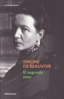"""""""El segon sexe"""" (1941), de Simone de Beauvoir és una de les obres referents pel feminisme."""