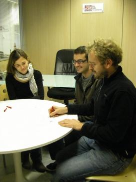 Elaboració de projectes. Font: puntCAT (Flickr)