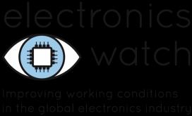 Logo Electronics Watch