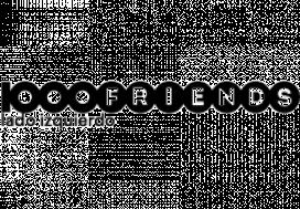 Logo de 1000friends - Lado izquierdo