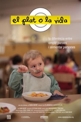 'El plat o la vida' ens apropa als menjadors escolars ecològics a Catalunya. Font: Claraboia Audiovisual