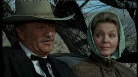 "Fotograma de ""L'últim pistoler"" (John Wayne, EEUU, 1976)"