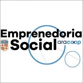 Logotip d'Aracoop i emprenedoria social (Font: aracoop)